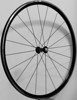 White Industries hubs<br /> Kinlin XR-270 rims<br /> Sapim CX-Ray spokes