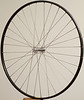 Alchemy hubs<br /> Mavic GP4 rims<br /> Sapim Laser spokes<br /> alloy nipples<br /> 32 2X