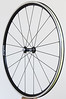 White Industries T11 hubs<br /> Pacenti SL23 rims<br /> Sapim CX Ray spokes<br /> alloy nipples11 hubs