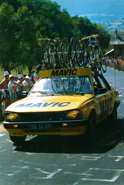 World Professional Road Race Chambéry 1989 (5)