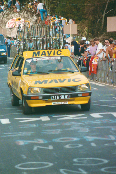 World Professional Road Race Chambéry 1989 (4)