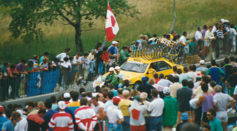 World Professional Road Race Chambéry 1989 (3)