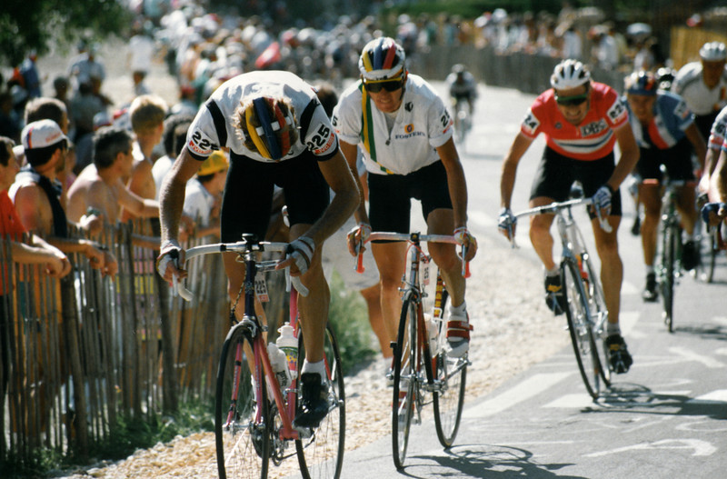 Chambéry Professional Road Race 1989
