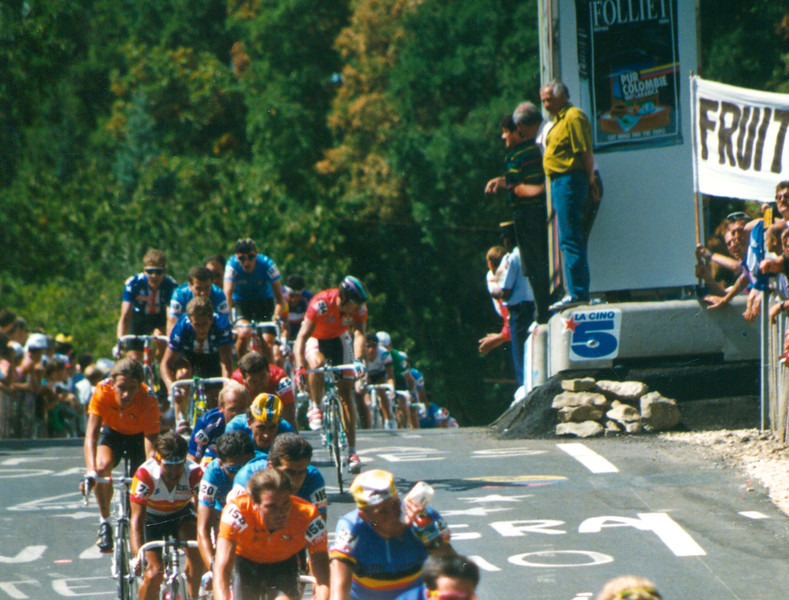 World Professional Road Race Chambéry 1989 (2)