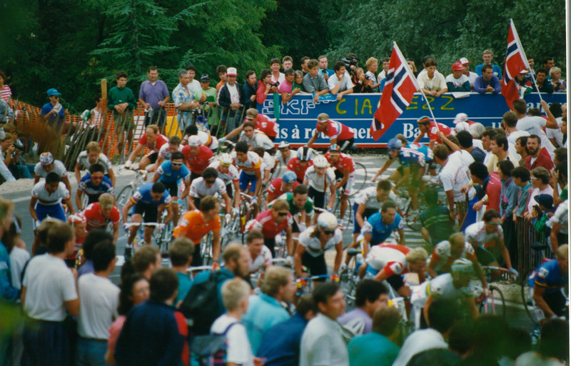 World Professional Road Race Chambéry 1989 (8)