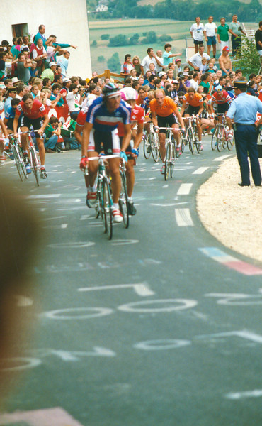 World Professional Road Race Chambéry 1989