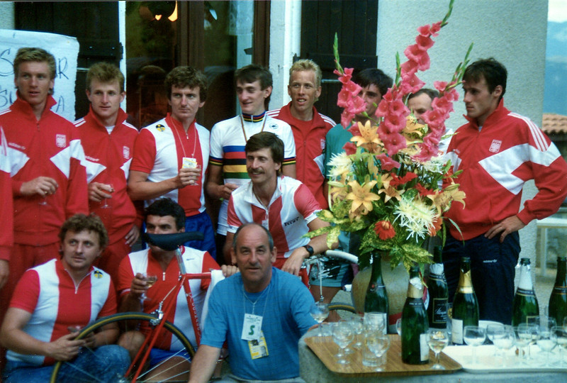 1989 World Amatuer Road Race Champion Poland