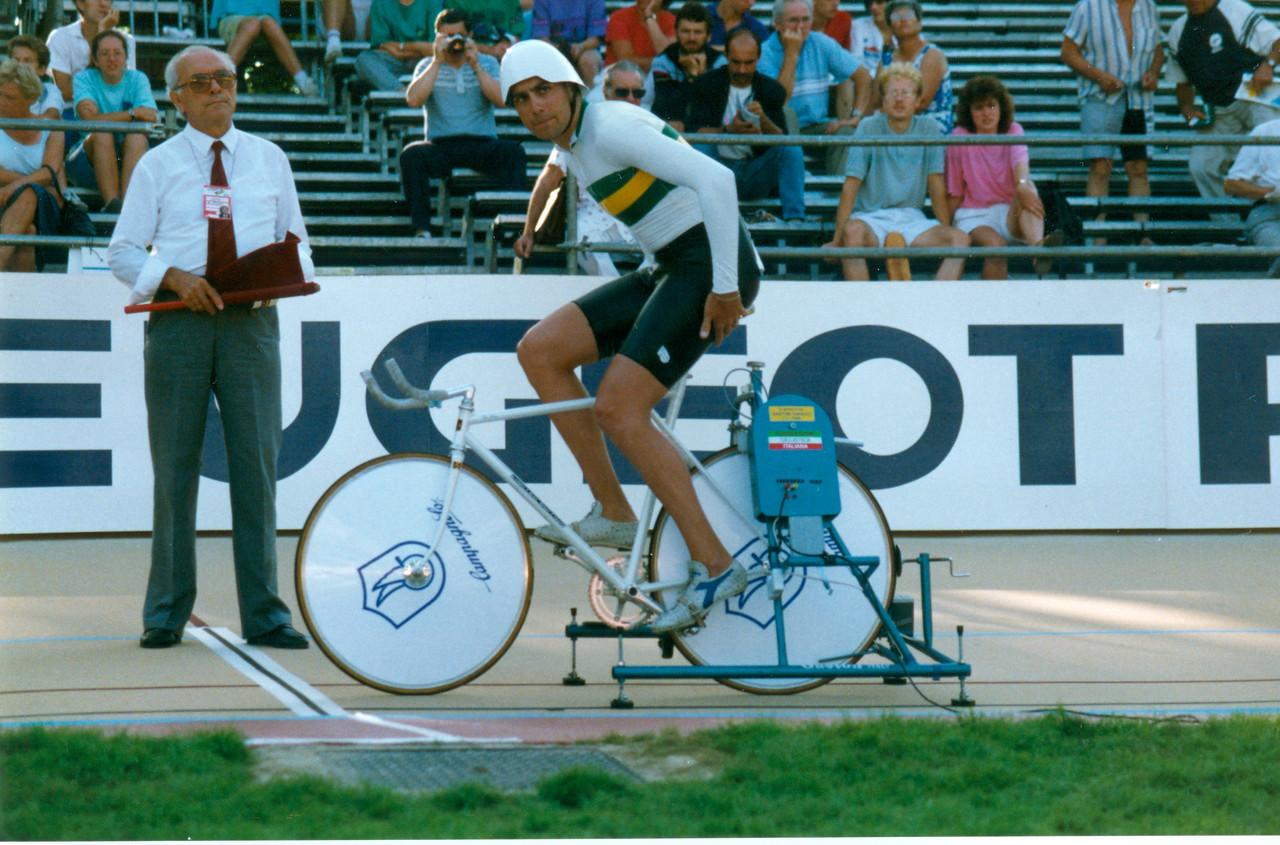 4000m Pursuit (AUS) Lyon 1989 (1)