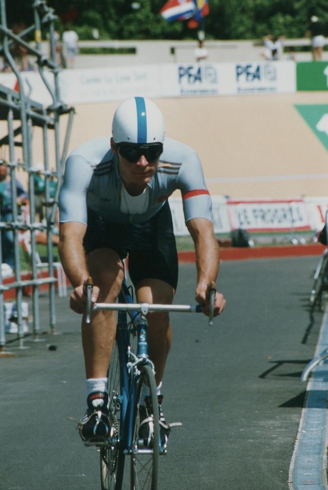East German Cyclist World Championships Lyon 1989 (1)