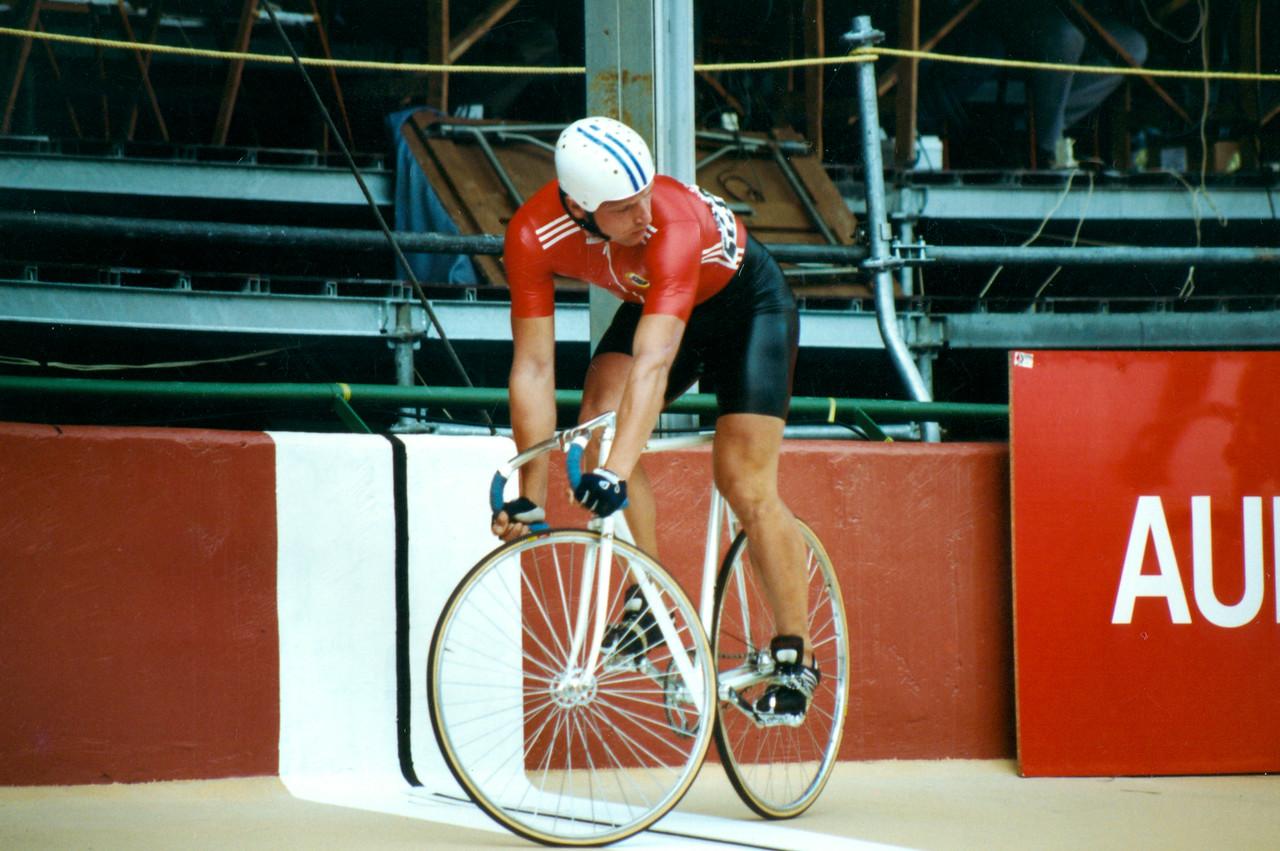 Nikolai Kovche  (USSR) Lyon 1989 Word Champs