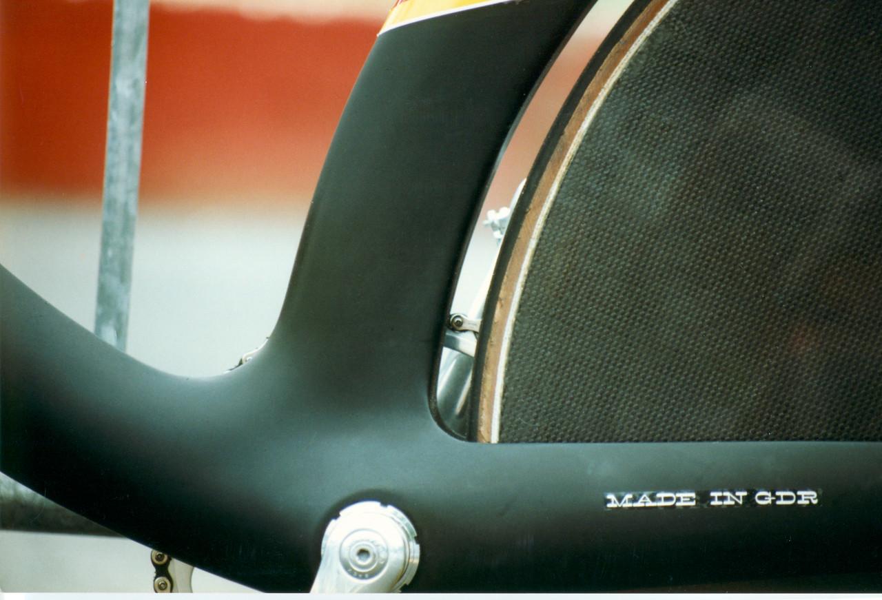 East German 4000m Pursuit Bike (GDR) Lyon 1989 (0)