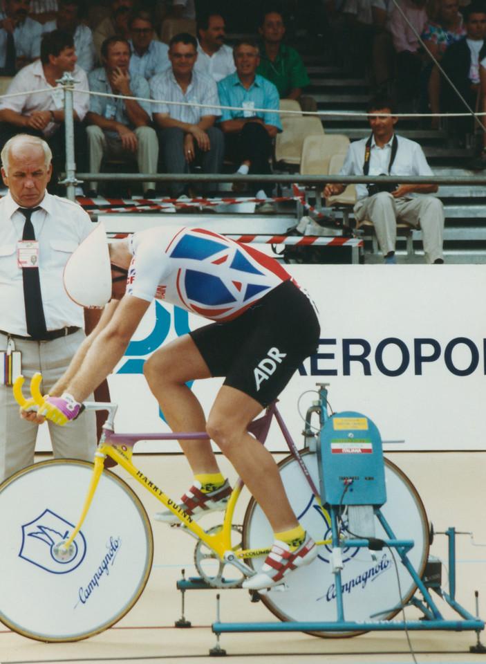 Colin Sturgess (GBR) Lyon 5000m Final 1989