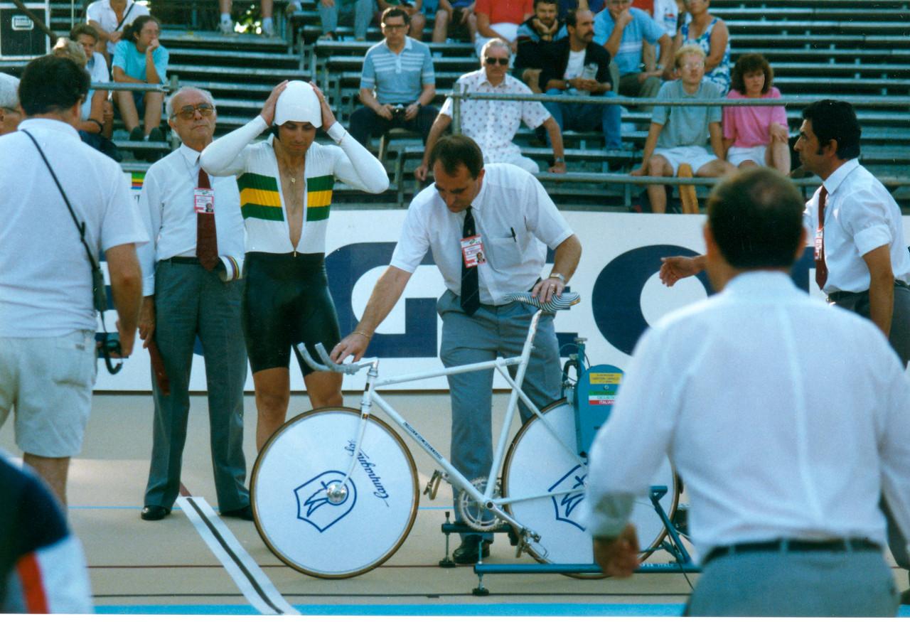 4000m Pursuit (AUS) Lyon 1989 (0)