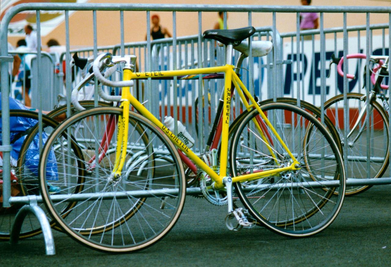 Sprint Bike World Championships Lyon 1989 (1)