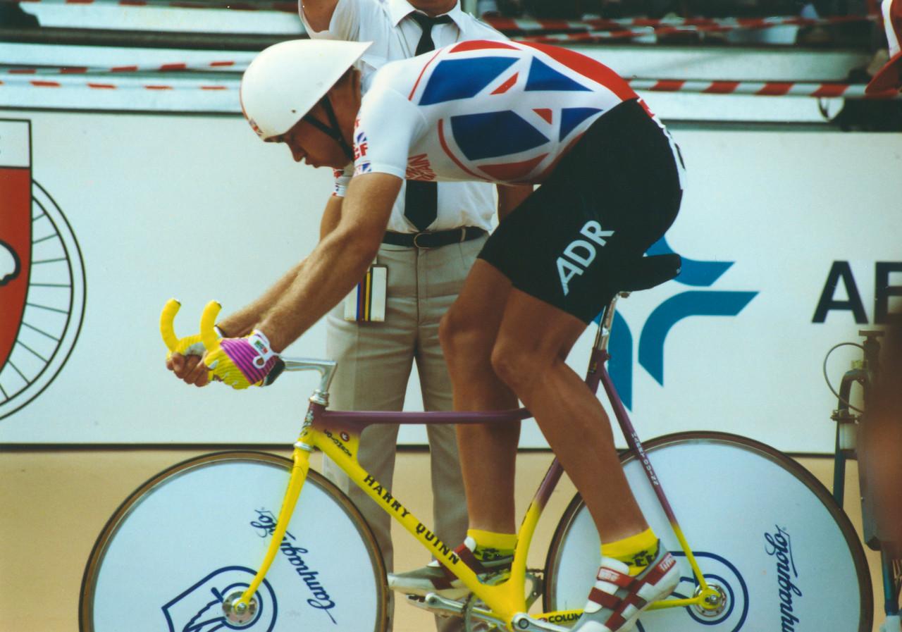 Colin Sturgess (GBR) Lyon 5000m Final 1989 (1)