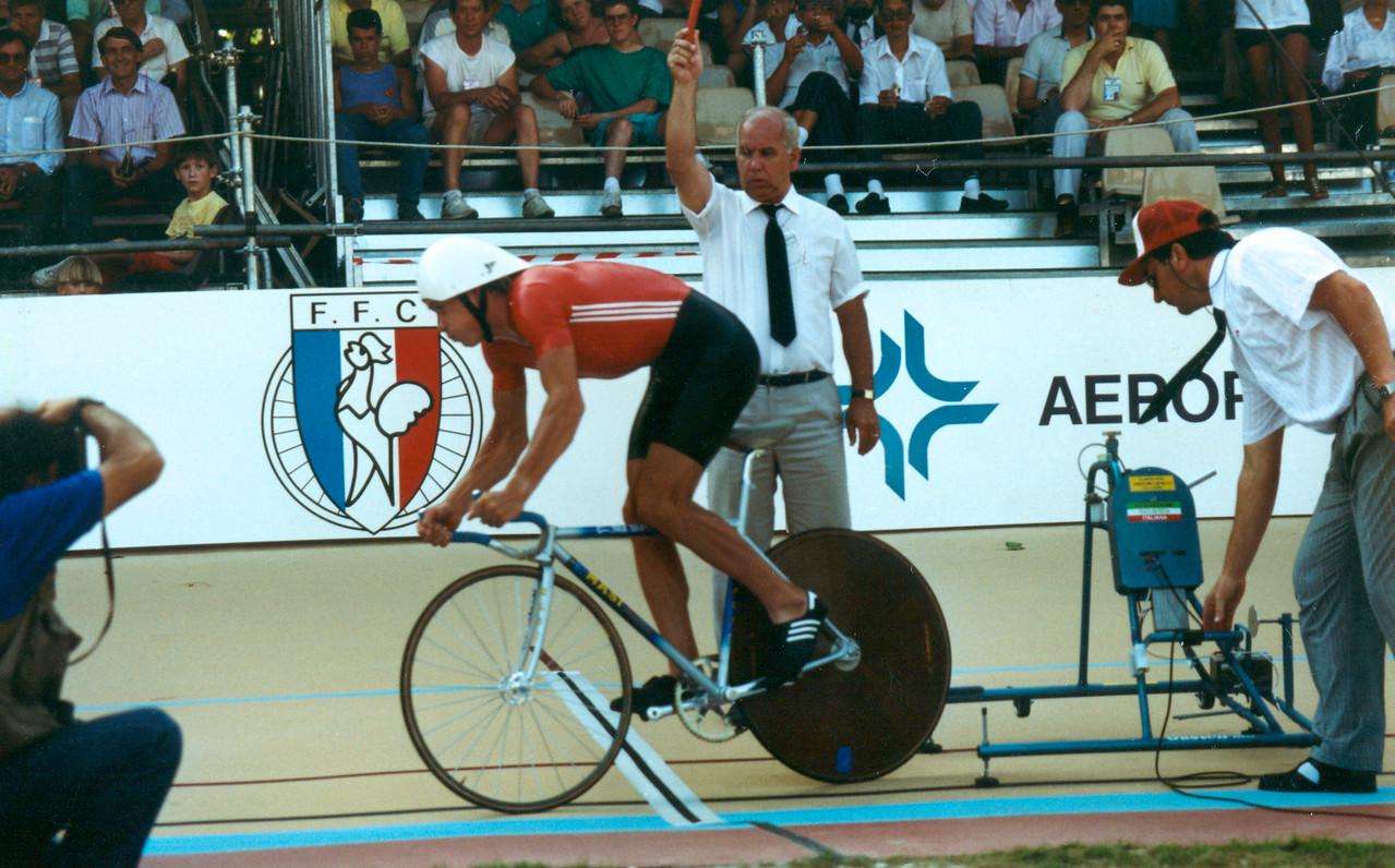Viatcheslav Ekimov Lyon 4000m Final 1989 (3)
