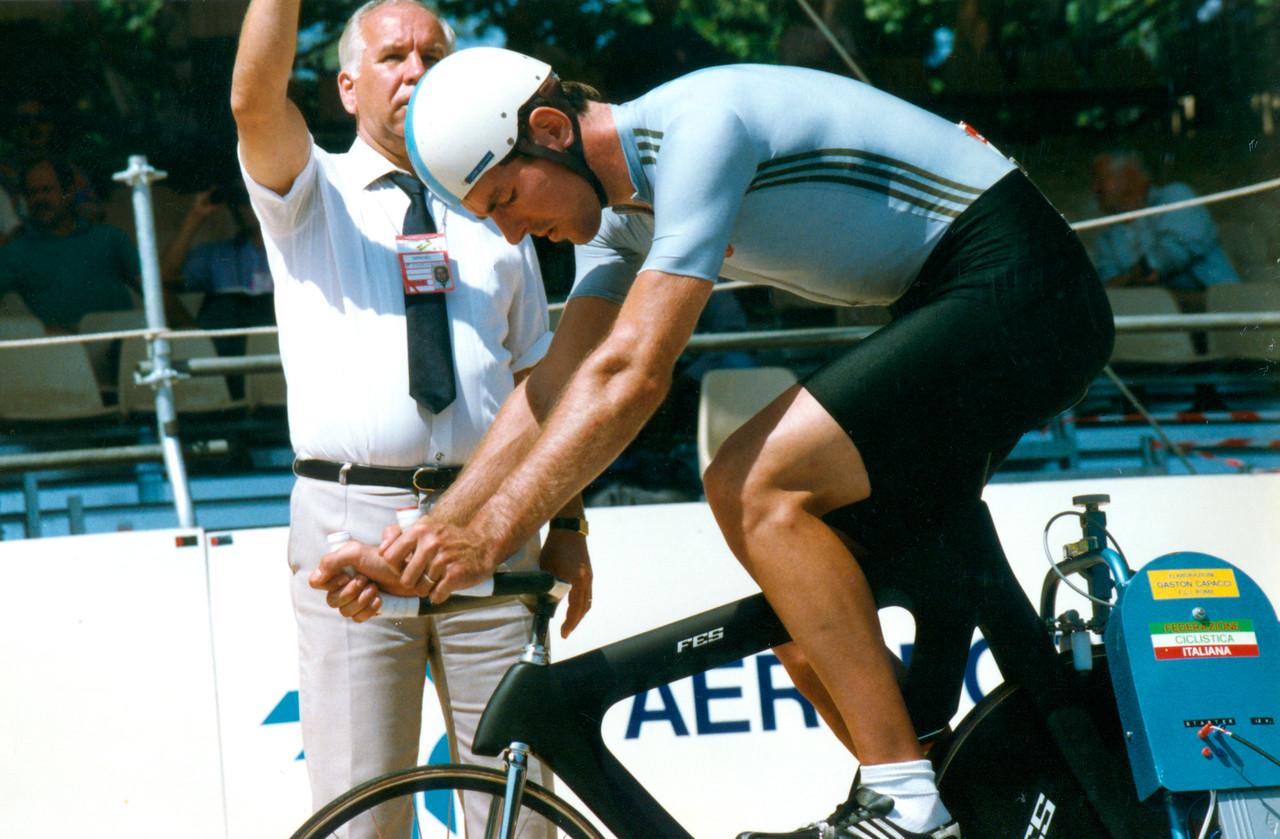 4000m Pursuit (GDR) Lyon 1989 (0)