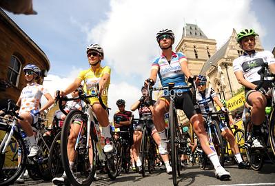 Aviva Women's Tour Stage 5, Nottingham to Stoke-on-Trent, ENGLAND, UK