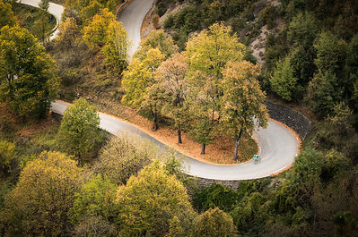 Near Col de Turini, Maritime Alps, France