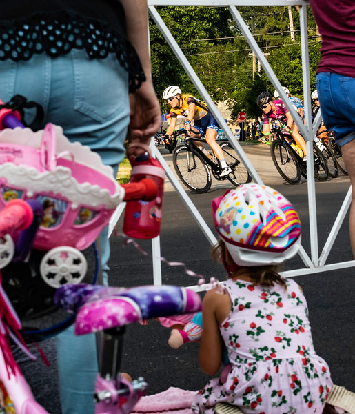 The next generation in women's cycling.