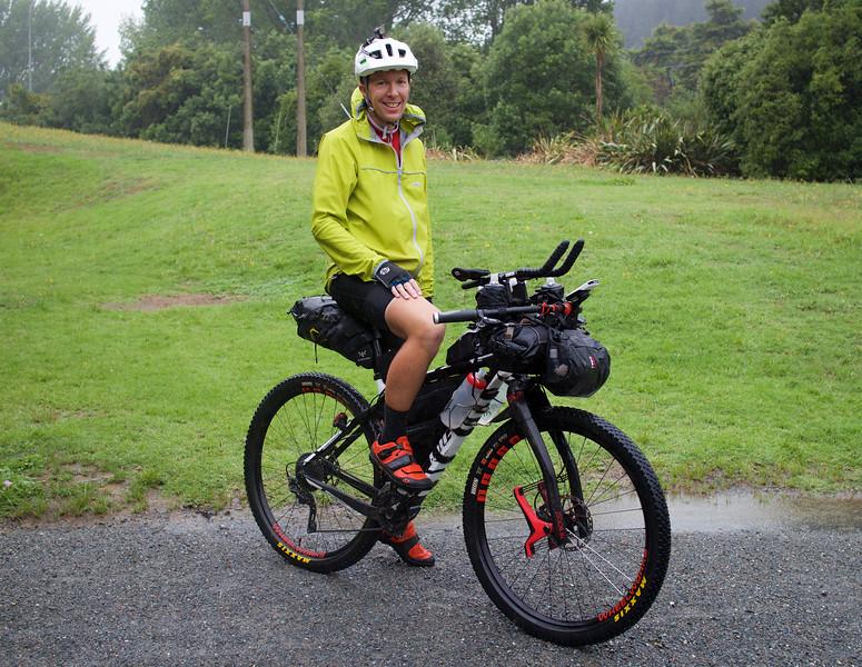 Peter Barnes Silverstream Tour Aotearoa 2018
