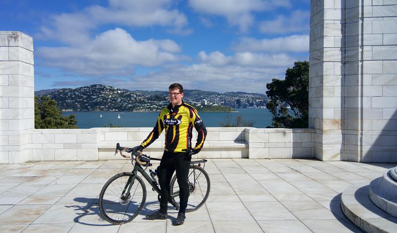 Sam from Wellington City, New Zealand