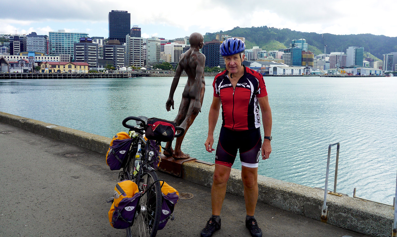 Guiot from France in Wellington NZ