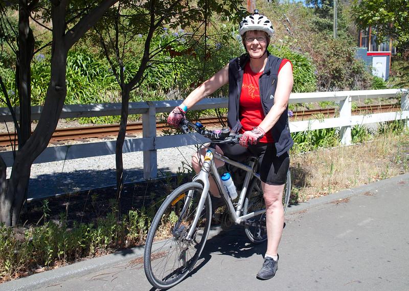 Celia Wade-Brown Mayor of Wellington.