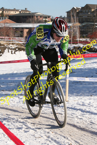 National CX Champs. Day 2 Masters/afternoon