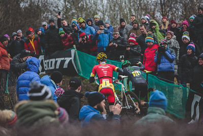British Cyclocross National Championships 2018