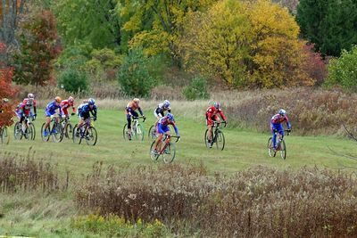 Cam-Rock Cyclocross - A Men and 30+ Men