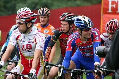 Cincinnati UCI Cyclocross, A Men