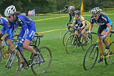 Cincinnati UCI Cyclocross Race, A Women