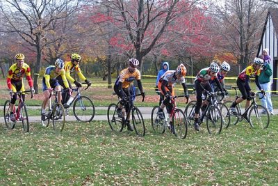 Estabrook Cross - A Men and 30+ Men
