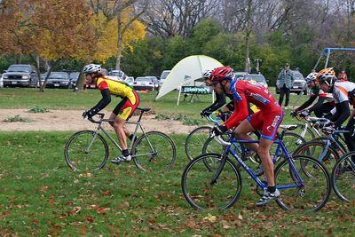 Estabrook Cross - B Men and B Women