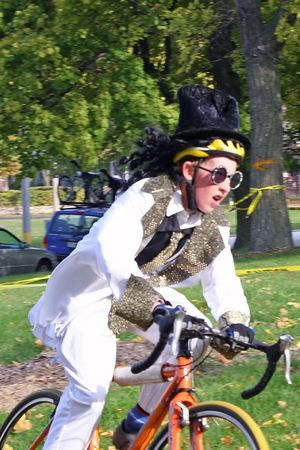 Halloween Cross - C Men, C Women, Juniors