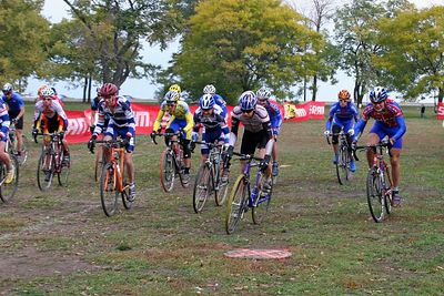 Jackson Park, Chicago Cyclocross Cup Race #2