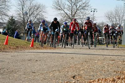 Angell Park Cyclocross - Cat 3 Men and Women