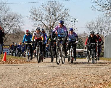 Angell Park Cyclocross - Cat 4 Women, Beg Women, Juniors