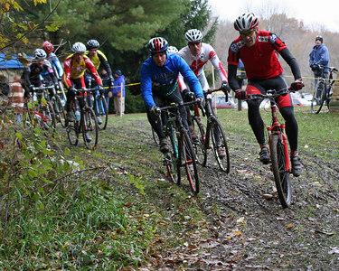 Cam-Rock Cyclocross - Cat 4 and Beginner Men