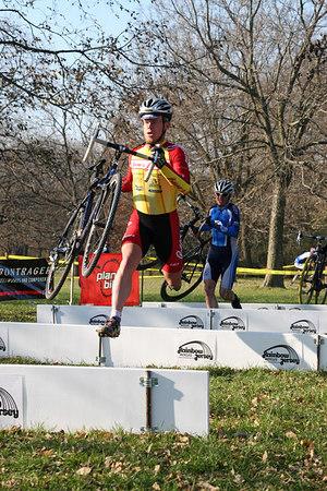 Estabrook Cyclocross - Cat 1/2 and 30+ Men