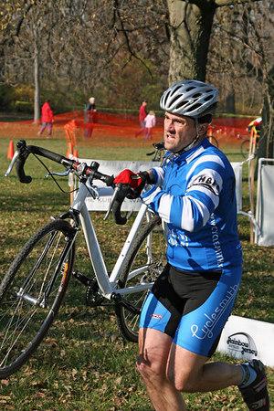 Estabrook Cyclocross - Cat 4 Men