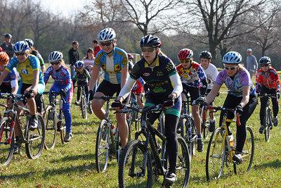 Estabrook Cyclocross - Cat 4 Women and Juniors