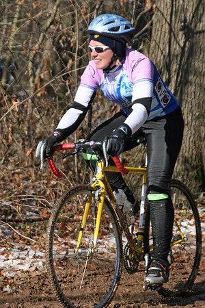 Janesville Cyclocross - Cat 4 Women, Juniors