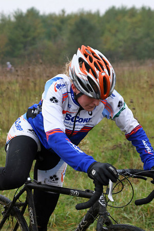 UW Whitewater Cyclocross - Cat 4 Women, Jrs