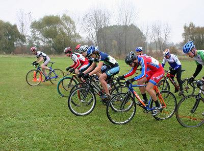UW Whitewater Cyclocross - Cat 1/2 Men