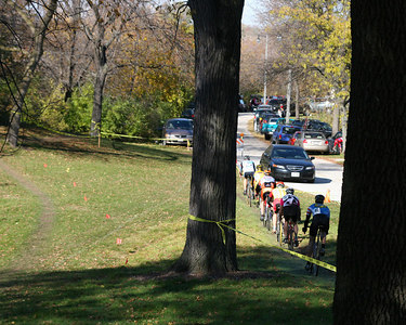 Washington Park Cyclocross - Cat 1/2 Women, 40+, 50+