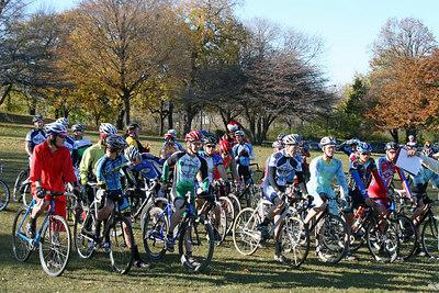 Washington Park Cyclocross - Cat 1/2 Men, 30+