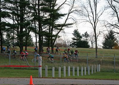 2007 Angell Park Cyclocross - Cat 3 Men and Women