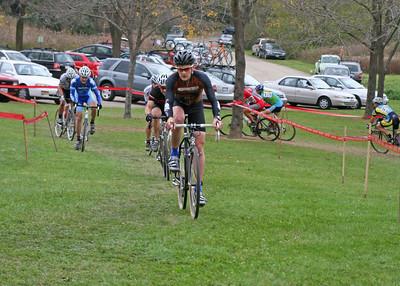 2007 Cam-Rock Cyclocross - Cat 1/2/3 Men, 30+